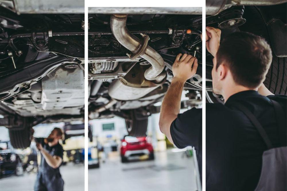 réparation d'automobile