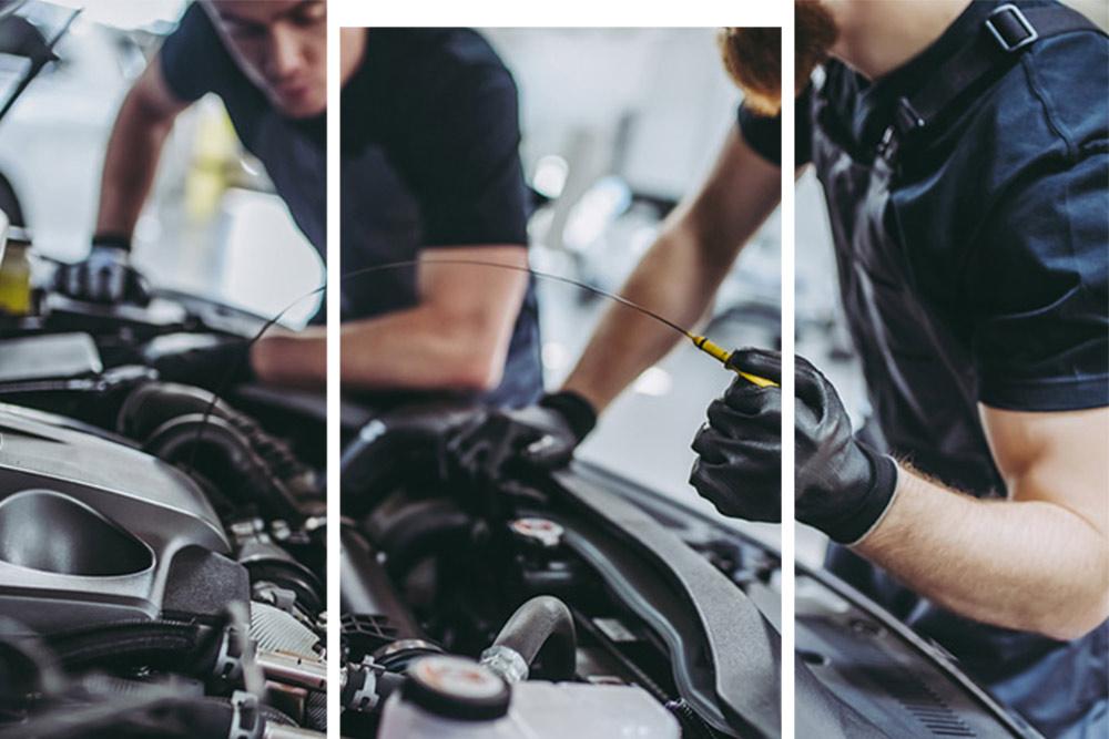 réparation de son automobile